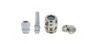 Cable glands, bushing